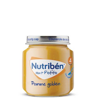 potito introduction mon premer potito pomme golden