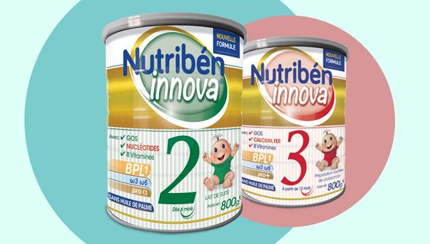 Laits Nutribén Innova®